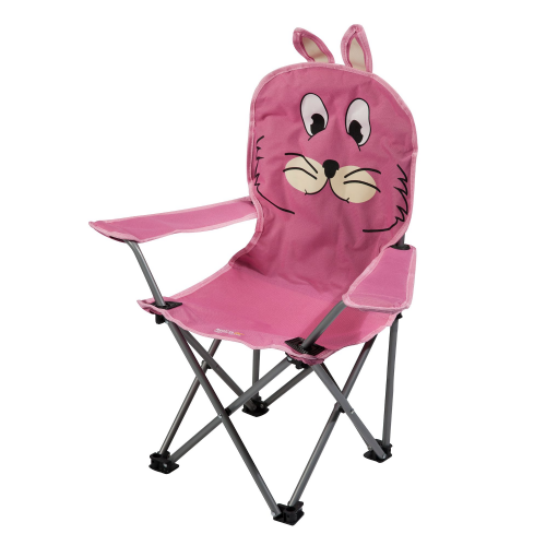 Regatta KIDS ANIMAL LIGHTWEIGHT FOLDING CAMPING CHAIR